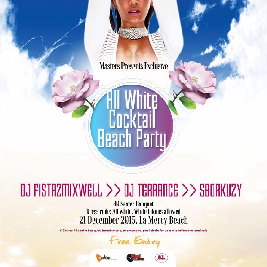 all-white-cocktail-beach-party